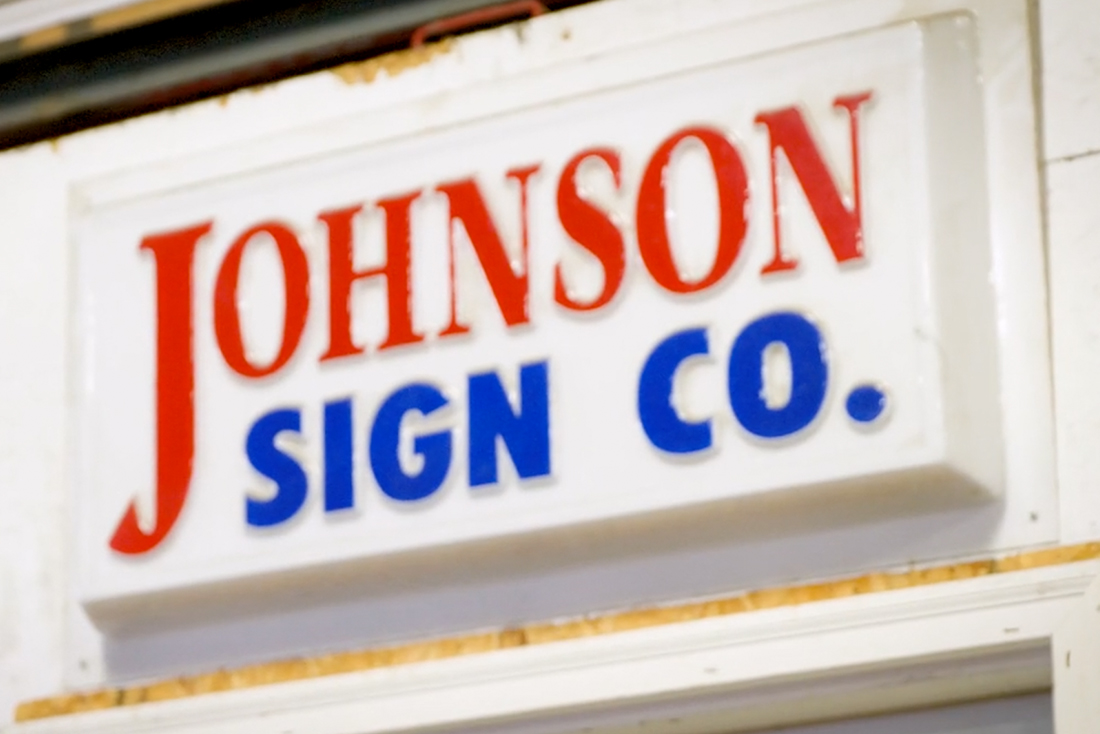 Good Things Going – Johnson Sign Co.
